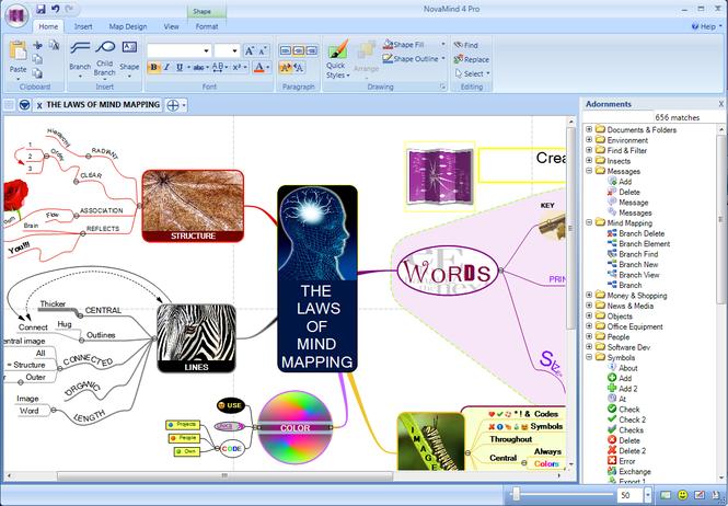 NovaMind Pro Screenshot 2