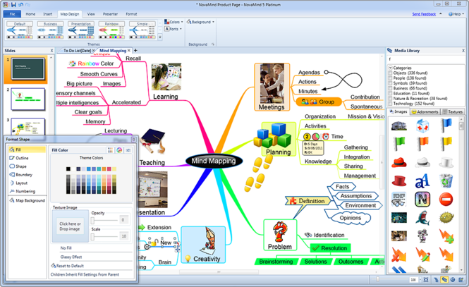 NovaMind Pro Screenshot