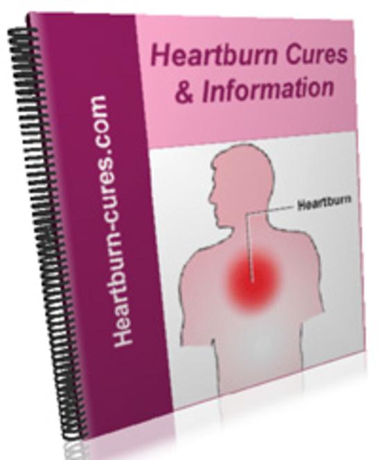 Herbal Cures For Heartburn Screenshot