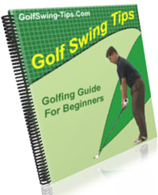Golf Tips - Golf Tips For Beginners Screenshot