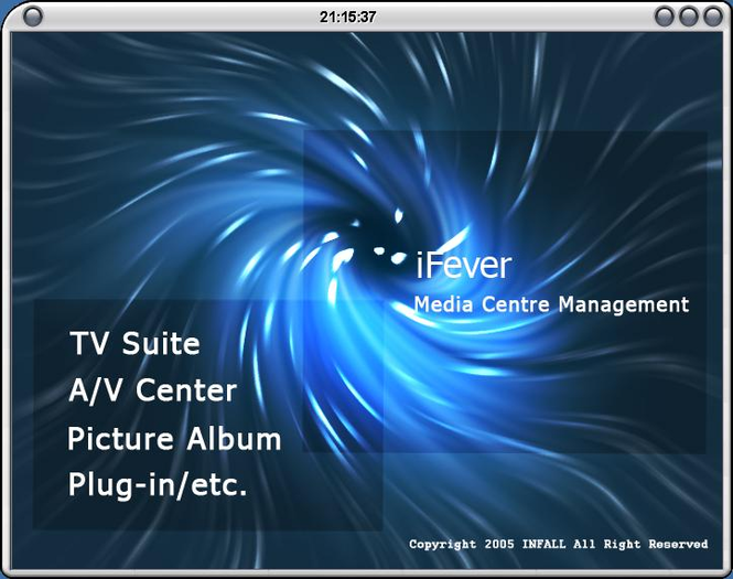 iFever Screenshot