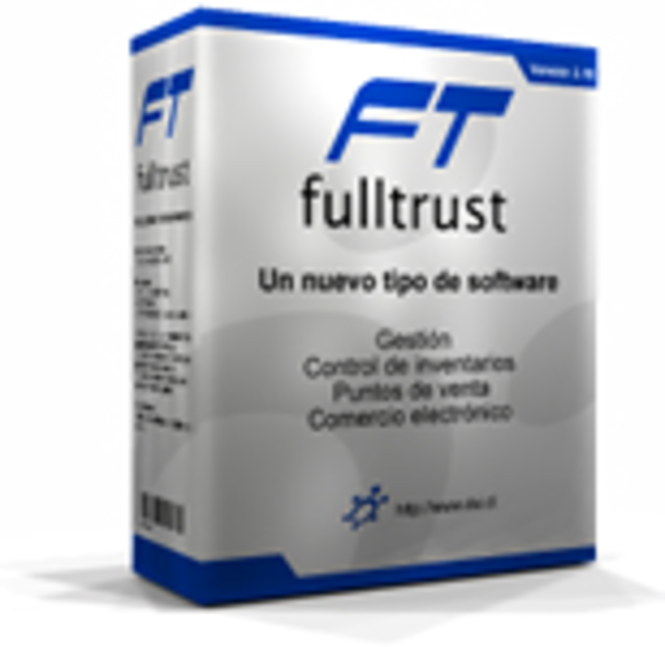 FullTrust una licencia Screenshot