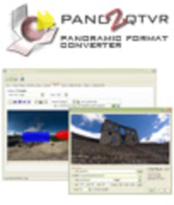 Pano2QTVR pro Screenshot
