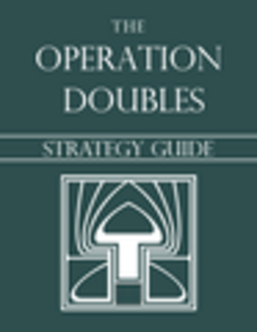 Operation Doubles Tennis Strategy Guide Screenshot