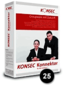 K033 KONSEC Konnektor 25 User Pack incl.  three years Software Maintenance 1