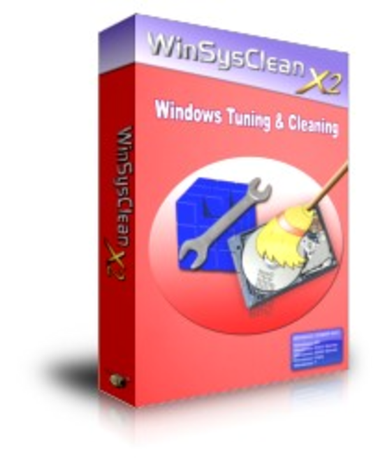 WinSysClean 2009 Screenshot 1