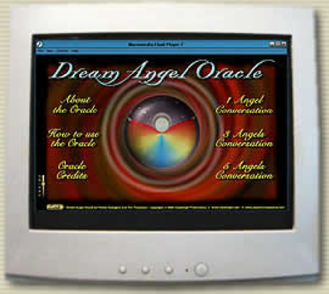 Dream Angel Oracle Screenshot
