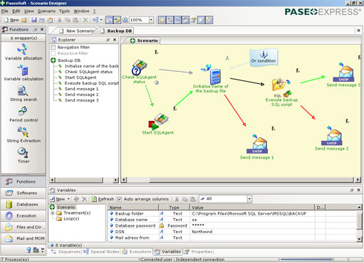 0$ Mass Mailing freeware Paseo Screenshot 1