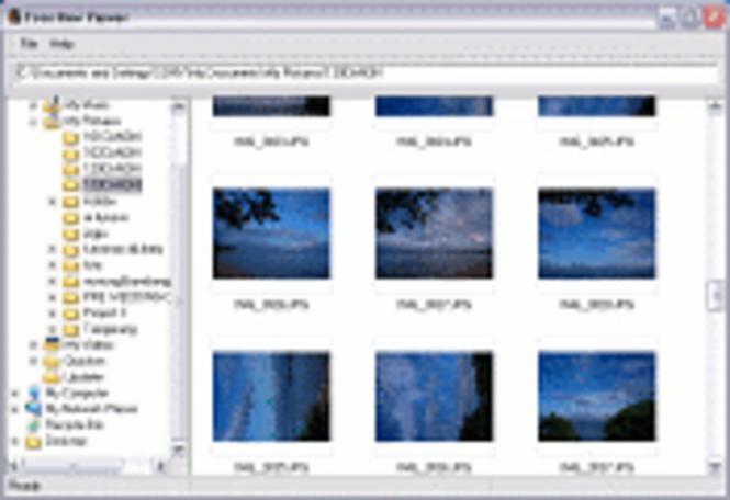 Free RAW Viewer Screenshot 1