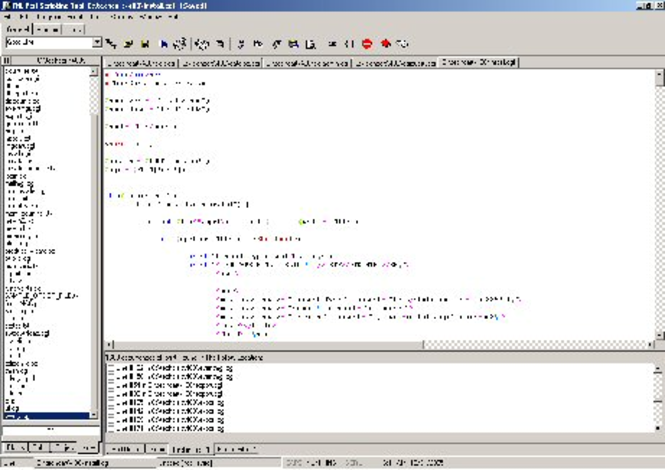 Perl Scripting Tool Screenshot