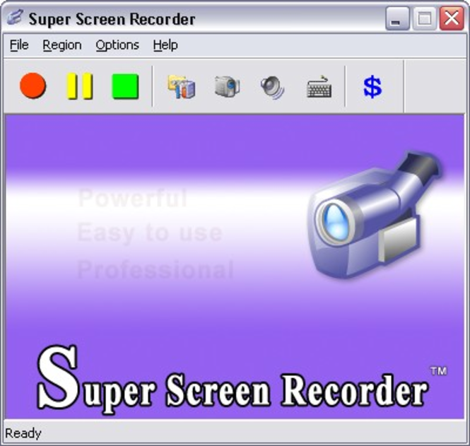 Super Screen Record Screenshot 1