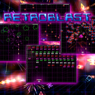 RetroBlast Screenshot