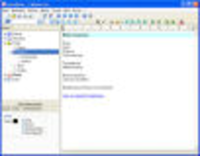 LoonaNotes Screenshot 1
