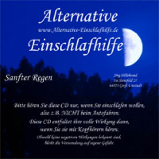 Einschlaf-CD mit sanftem Regen (CD) Screenshot