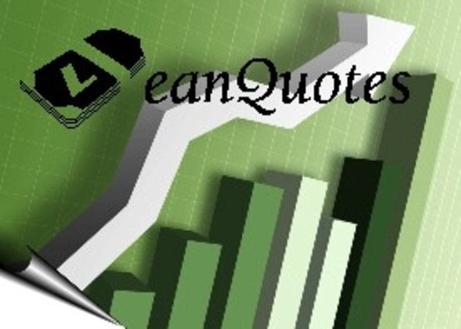 LeanQuotes Screenshot