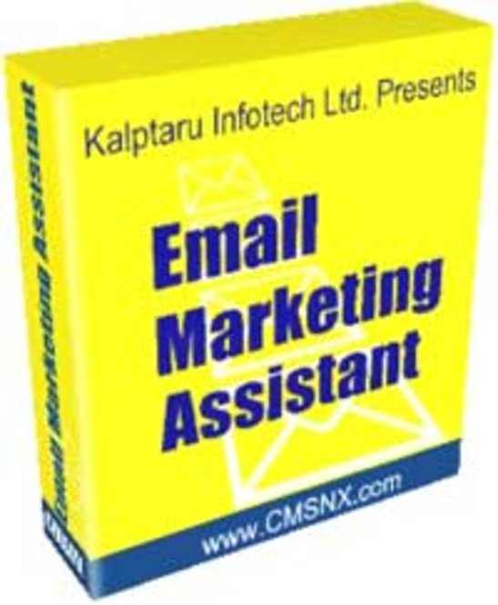 EmailMarketingAssistant Pro Screenshot