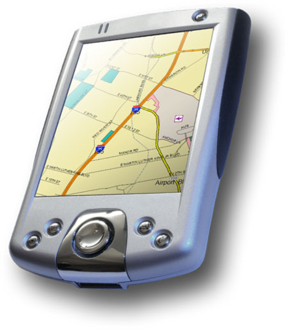 Map Suite Pocket PC Screenshot