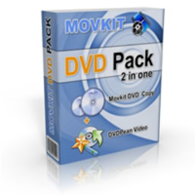Movkit DVD Pack Screenshot