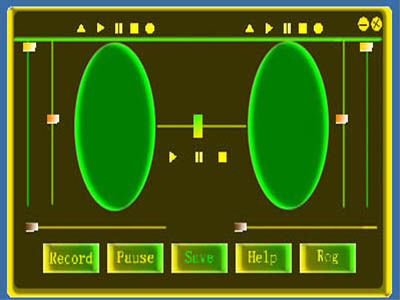 MP3 Mixer-Recorder Screenshot