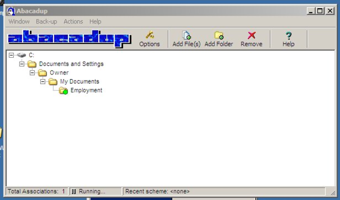 Abacadup Screenshot