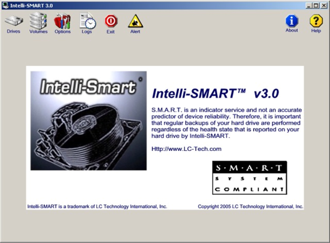 Intelli-SMART (PC) Screenshot