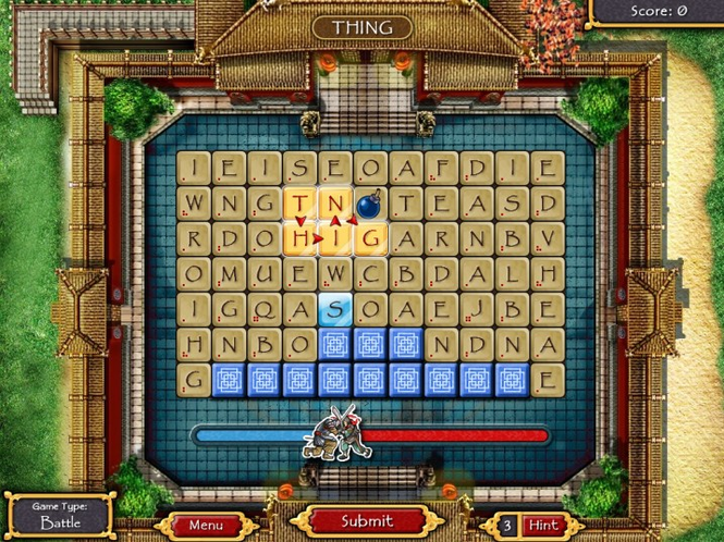 Great Wall of Words Screenshot 3