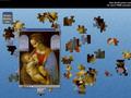 Leonardo Da Vinci Free Puzzle Game 1