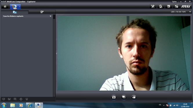 ArcSoft WebCam Companion 4 Screenshot 3