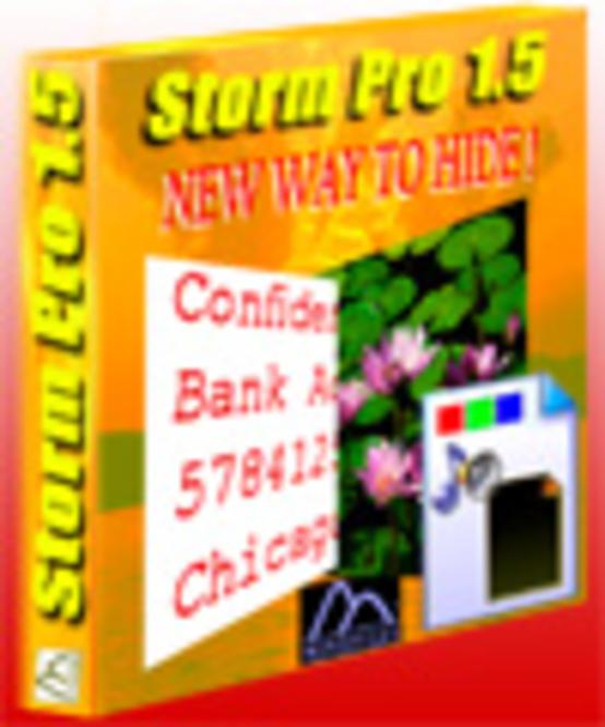 Storm Pro Screenshot 1