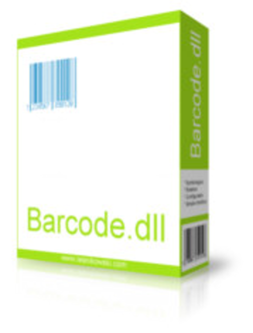 Barcode.dll server license Screenshot
