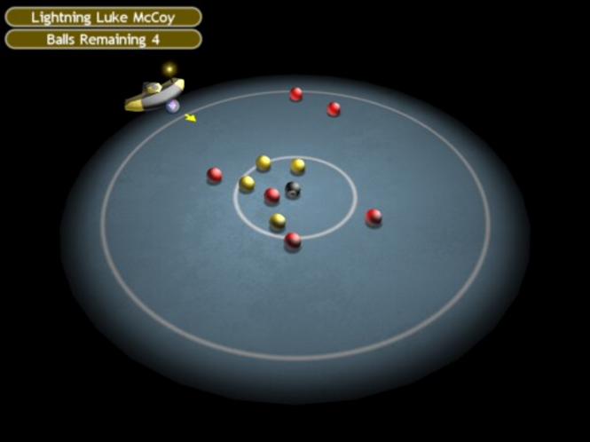 Future Pool Screenshot 1