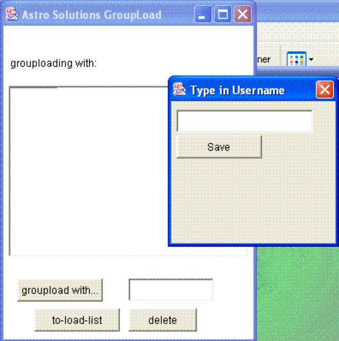 GroupLoad Screenshot