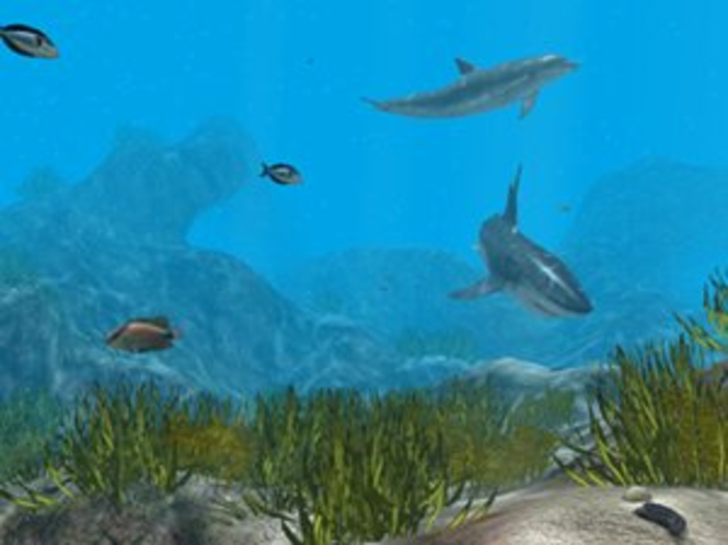 Arid Ocean Screenshot