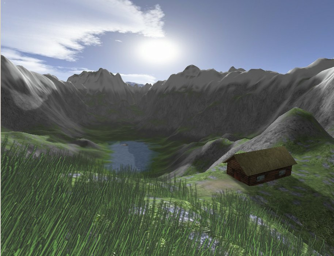 T.Ed Pro Terrain & World Editor Screenshot