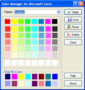 Color Manager for Microsoft Excel 1