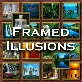 Framed Illusions Screenshot