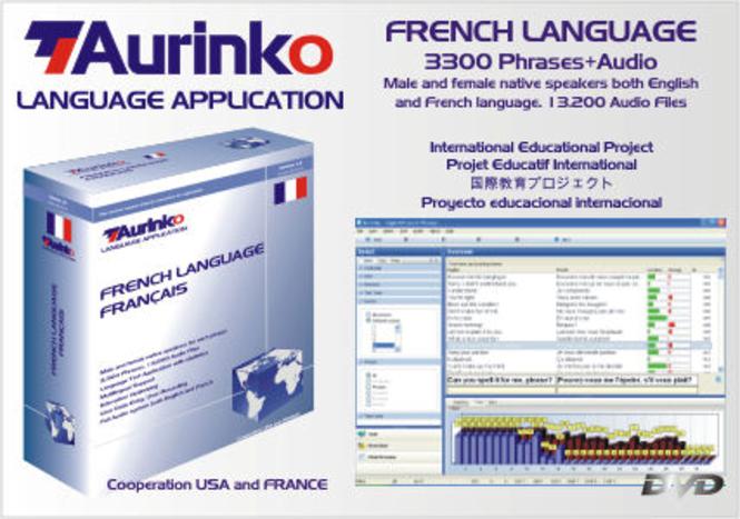 Aurinko - Learn French (OEM) Screenshot