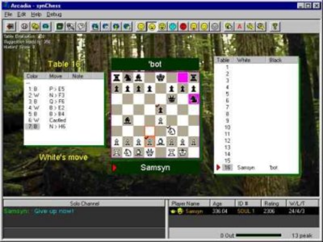 SynChess Screenshot