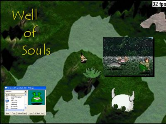 Well of Souls Screenshot