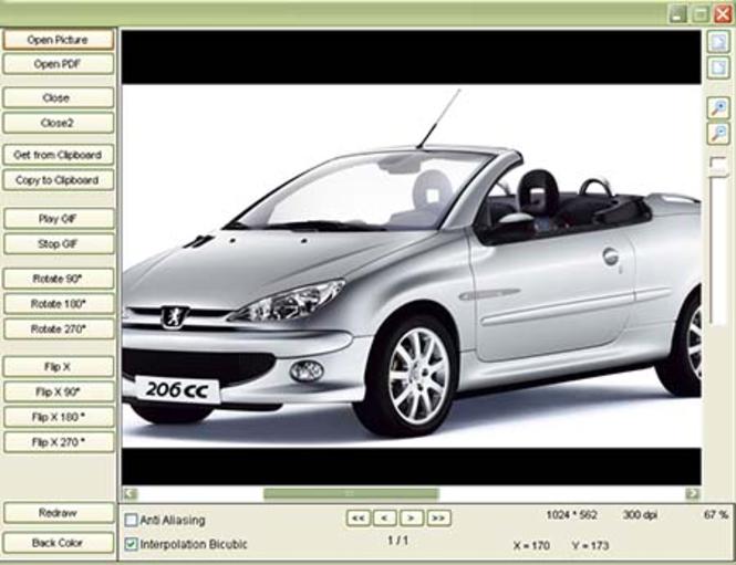 GdViewer OCX Screenshot 1