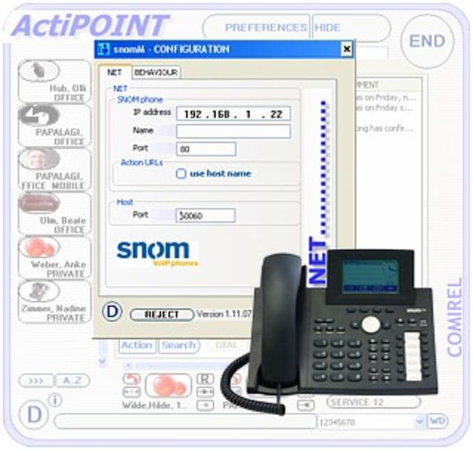 ActiPOINTsnomM Screenshot 1