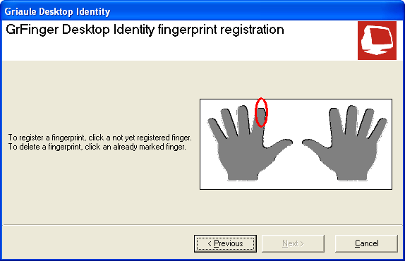Desktop Identity Screenshot