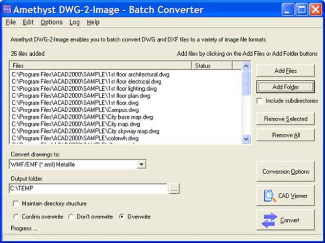 Amethyst DWG-2-Image Screenshot
