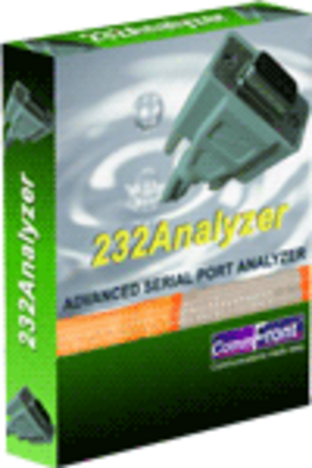 232Analyzer (Single-License) / PN: 300086018 Screenshot