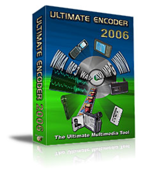 Ultimate Encoder 2006 Screenshot