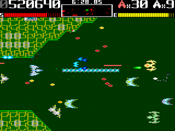 PixelShips Retro Screenshot 1