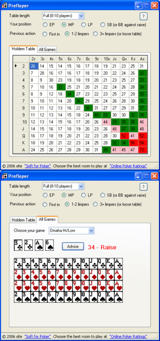 Prefloper Screenshot