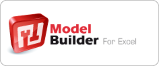 Model Builder for Excel Screenshot