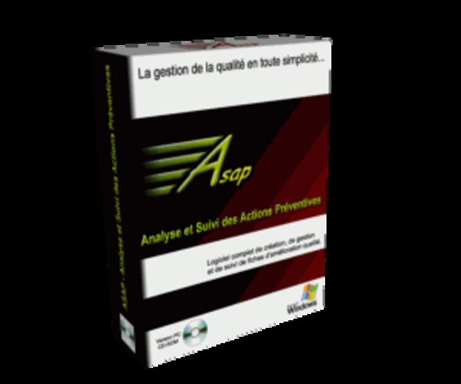ASAP - Analyse et Suivi des Actions Préventives Screenshot