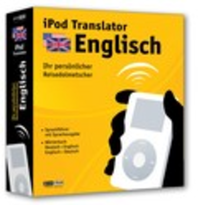 iPod Translator Englisch (MAC) Screenshot